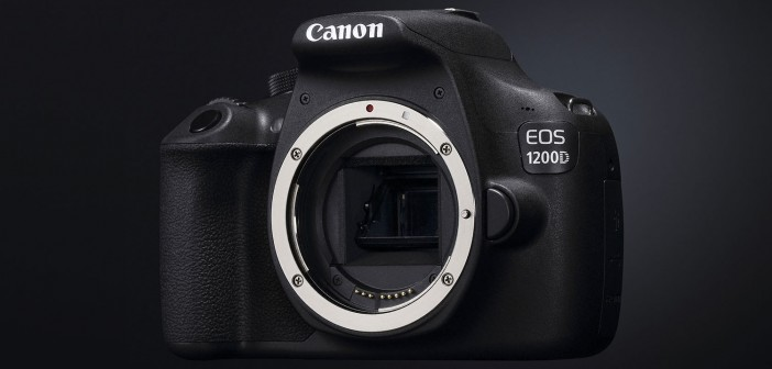 Canon EOS 1200d im Review