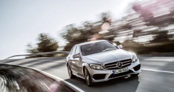 Neue Mercedes-Benz C-Klasse 250 (W205)