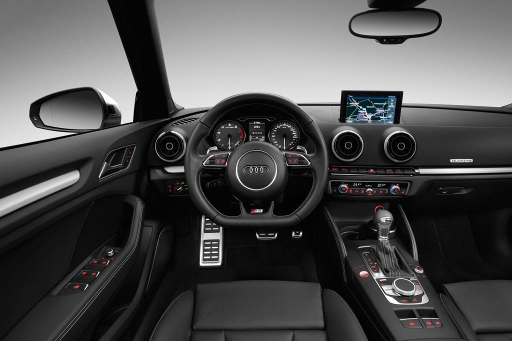 Audi S3 Cabrio Interieur