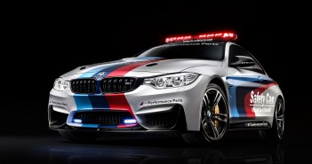BMW M4 MotoGP™ Safety Car 2014 Front