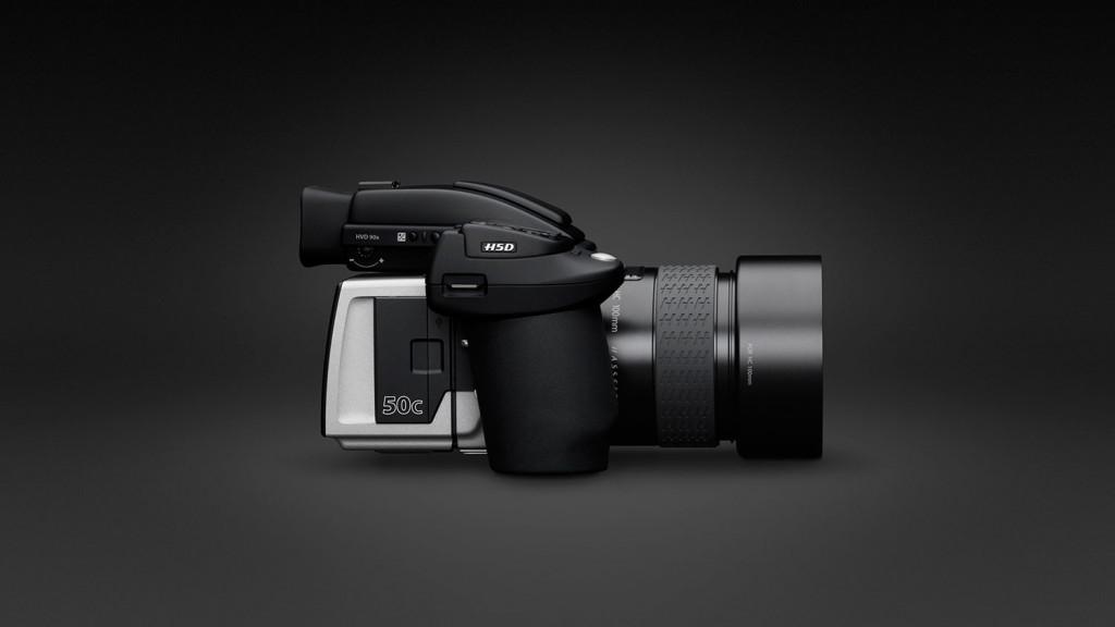 Hasselblad H5D-50c 2014 Seitenansicht