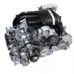 Porsche 911 GT3 - 3,8-Liter-Sechszylinder-Boxermotor