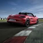 Porsche Boxtet GTS Heck