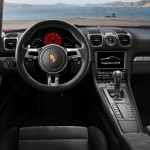 Porsche Cayman GTS Interieur