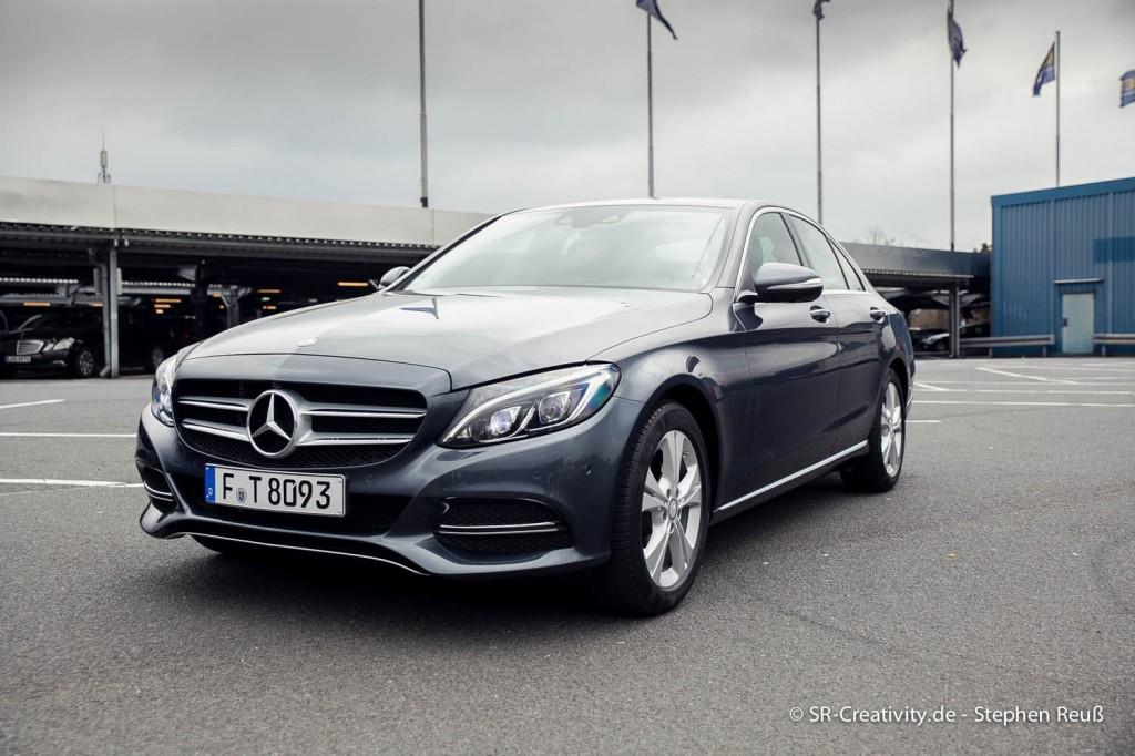 Mercedes-Benz C-Klasse (W205) 2014 Exterieur Front