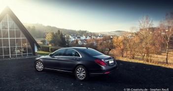 Mercedes-Benz S-Klasse (W222) 350 Bluetec Exterieur