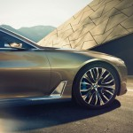 Felgen des BMW Vision Future Luxury