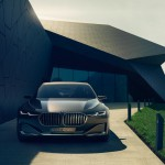 Front des BMW Vision Future Luxury