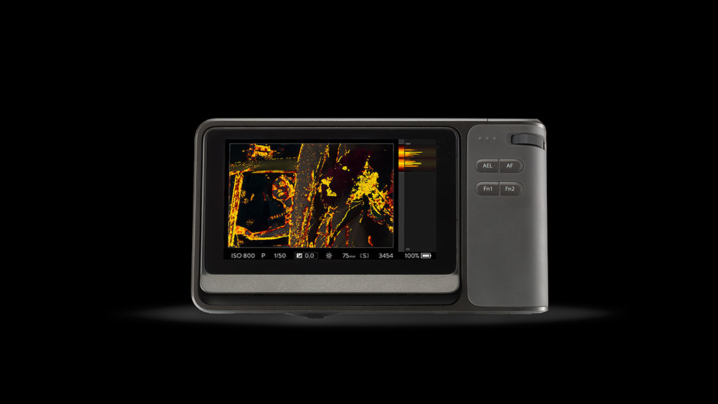 "LYTRO ILLUM 4"" Touchscreen Display"