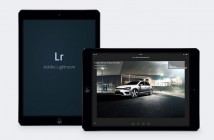 Adobe Lightroom Mobile App für das iPad