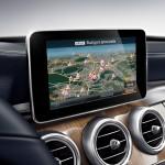 Mercedes-Benz C-Klasse T-Modell 2015 COMAND Online