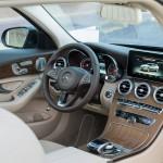 Mercedes-Benz C-Klasse T-Modell 2015 Interieur / Innenraum