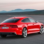 Audi_RS-7_Sportback_2015_Exterieur_Heck-Seite_Rot