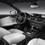 Innenausstattung des Audi RS 7 Sportback 2014