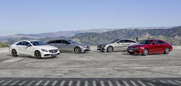 Mercedes-Benz CLS Facelift 2015 zusammengefasst!