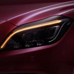 Mercedes-Benz CLS 2015 Facelift Front MULTIBEAM LED Light Blinker