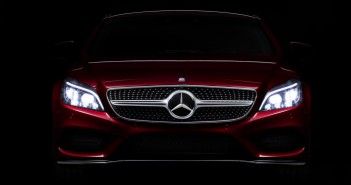 Mercedes-Benz CLS 2015 Facelift Front MULTIBEAM LED Light