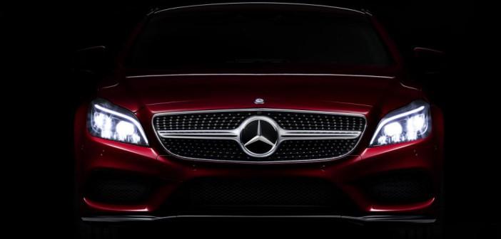 Mercedes-Benz CLS 2015 Facelift Front MULTIBEAM LED Light