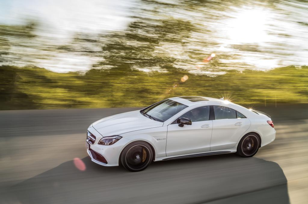 Mercedes-Benz CLS 63 AMG 2015 (C218) Facelift