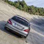 Mercedes-Benz CLS 63 AMG Shooting Brake (X218) 2015 Heck
