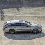 Mercedes-Benz CLS 63 AMG Shooting Brake (X218) 2015 Seite