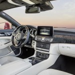 Mercedes-Benz CLS 2015 (C218) Facelift Interieur COMAND Online