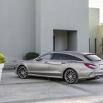 Mercedes-Benz CLS Shooting Brake (X218) 2015 Heck