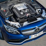 Mercedes-Benz C 63 AMG Motor M177 V8-Biturbo